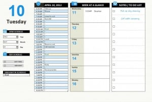 online free daily work schedule template archives schedule templates