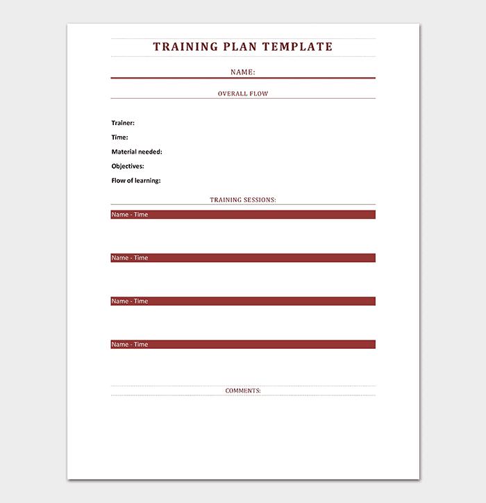 employee training schedule template sample schedule. Black Bedroom Furniture Sets. Home Design Ideas